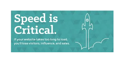 fast-loading website/ site speed/ SEO/ website speed optimisation/ RCM School of Excellence/