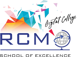 RCM School Of Excellence Digital College logo