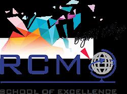 RCM School Of Excellence Digital College logo